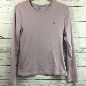 Tommy  Hilifiger crew neck sweater Sz L